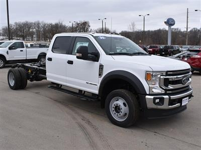 2020 F-450 Crew Cab DRW 4x4, Cab Chassis #CL357 - photo 11