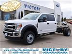 2020 F-450 Crew Cab DRW 4x4, Cab Chassis #CL357 - photo 1
