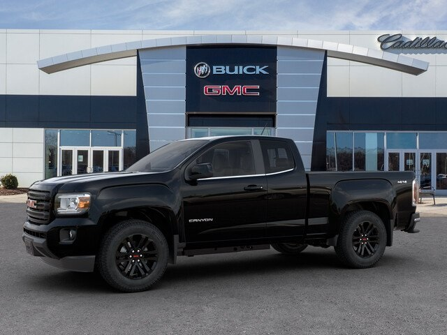 2020 Canyon Extended Cab 4x4, Pickup #N106445 - photo 3