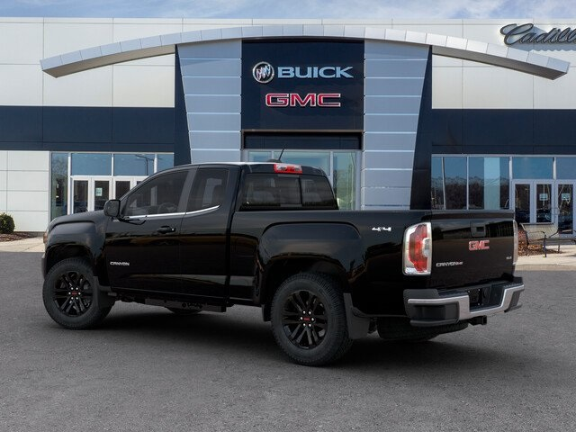 2020 Canyon Extended Cab 4x4, Pickup #N106445 - photo 4