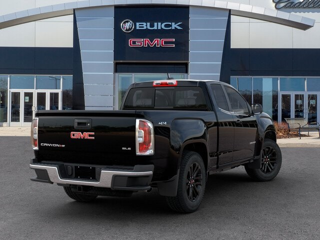 2020 Canyon Extended Cab 4x4, Pickup #N106445 - photo 2