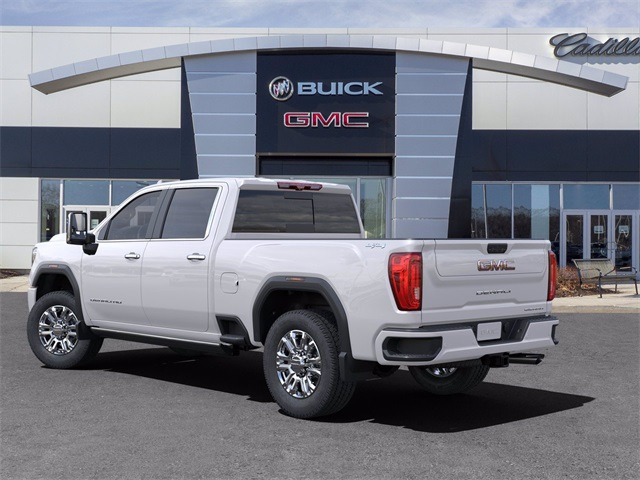 2021 GMC Sierra 2500 Crew Cab 4x4, Pickup #N130152 - photo 4