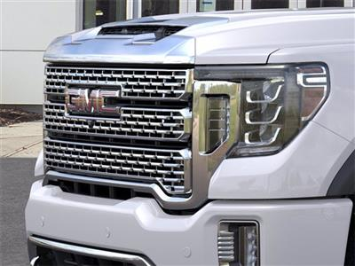 2021 GMC Sierra 2500 Crew Cab 4x4, Pickup #N130152 - photo 11