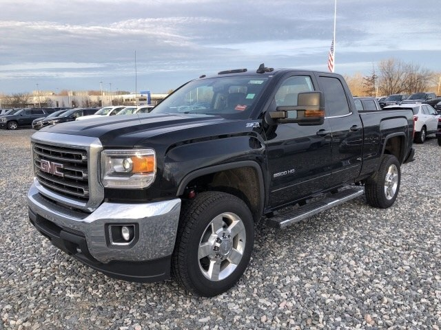 2019 Sierra 2500 Extended Cab 4x4,  Pickup #N145305 - photo 1