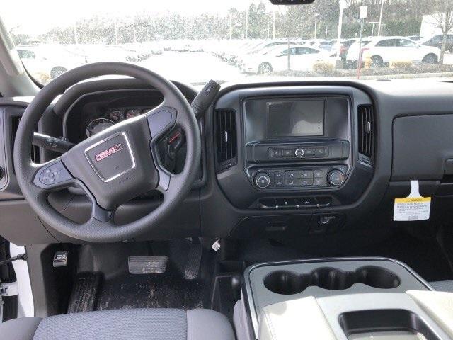 2019 Sierra 2500 Extended Cab 4x4, BOSS Snowplow Pickup #N152446 - photo 11