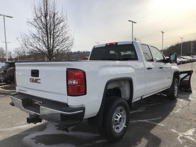 2019 Sierra 2500 Extended Cab 4x4,  BOSS Snowplow Pickup #N152446 - photo 5