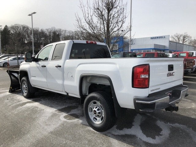 2019 Sierra 2500 Extended Cab 4x4,  BOSS Pickup #N152446 - photo 1