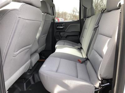 2019 Sierra 2500 Extended Cab 4x4,  BOSS Snowplow Pickup #N152446 - photo 9