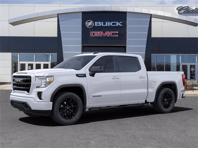 2021 GMC Sierra 1500 Crew Cab 4x4, Pickup #N155074 - photo 3