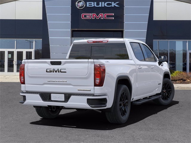 2021 GMC Sierra 1500 Crew Cab 4x4, Pickup #N155074 - photo 2