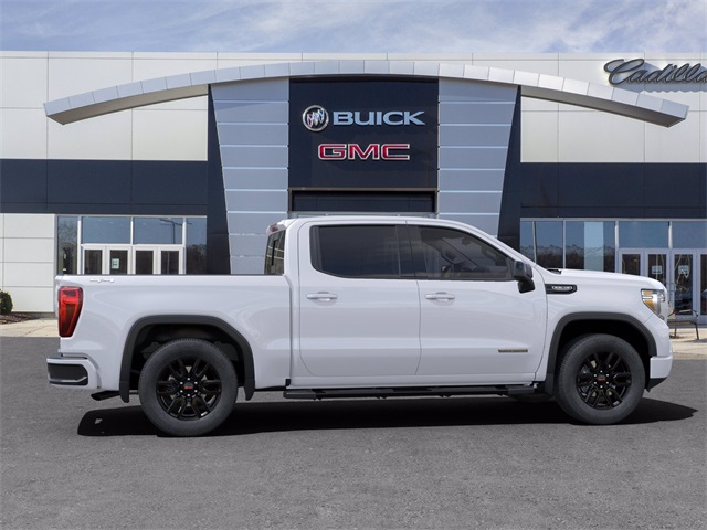 2021 GMC Sierra 1500 Crew Cab 4x4, Pickup #N155074 - photo 5