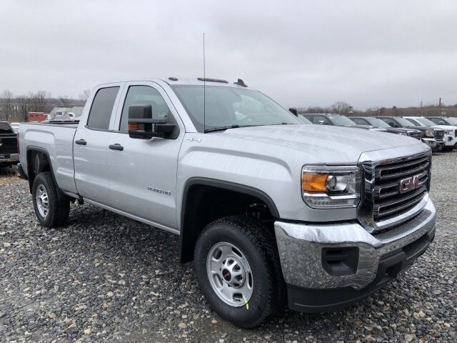 2019 Sierra 2500 Extended Cab 4x4,  Pickup #N157371 - photo 4
