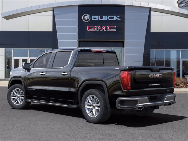 2021 GMC Sierra 1500 Crew Cab 4x4, Pickup #N158168 - photo 4