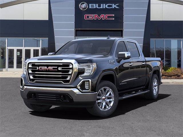 2021 GMC Sierra 1500 Crew Cab 4x4, Pickup #N158168 - photo 6