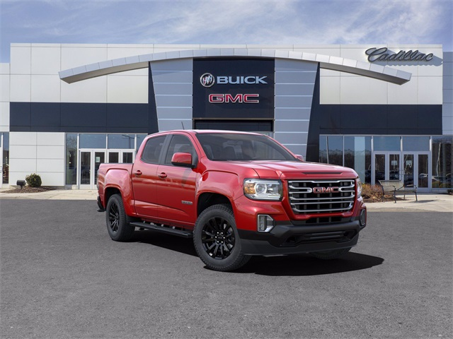 2021 GMC Canyon Crew Cab 4x4, Pickup #N165411 - photo 1