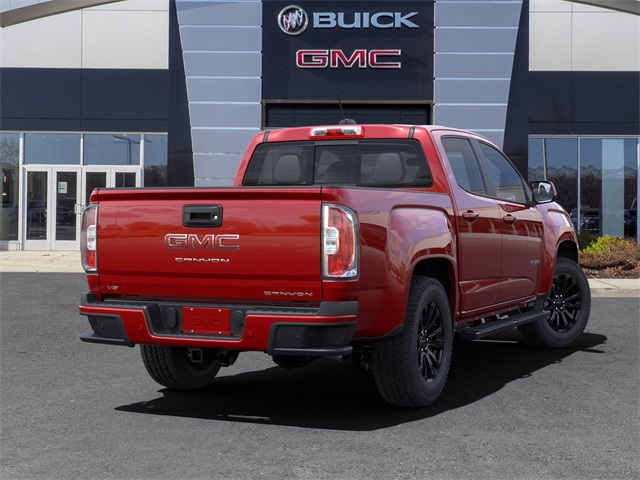 2021 GMC Canyon Crew Cab 4x4, Pickup #N165411 - photo 2