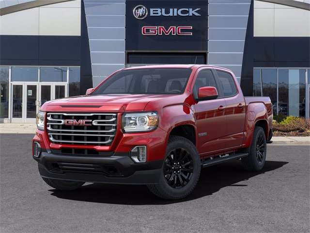 2021 GMC Canyon Crew Cab 4x4, Pickup #N165411 - photo 6