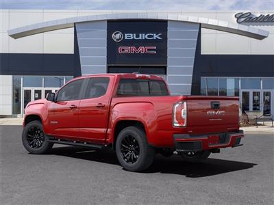 2021 GMC Canyon Crew Cab 4x4, Pickup #N165411 - photo 4