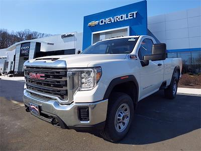2021 GMC Sierra 2500 Regular Cab 4x2, Pickup #N173999 - photo 3