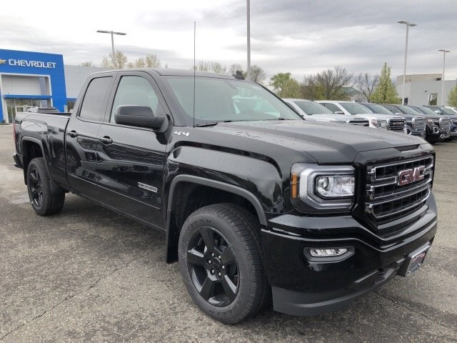2019 Sierra 1500 Extended Cab 4x4,  Pickup #N178818 - photo 5