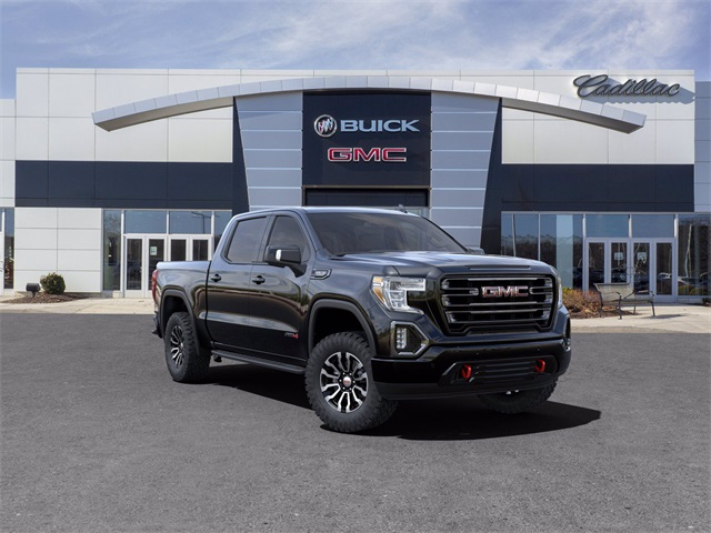2021 GMC Sierra 1500 Crew Cab 4x4, Pickup #N181714A - photo 1