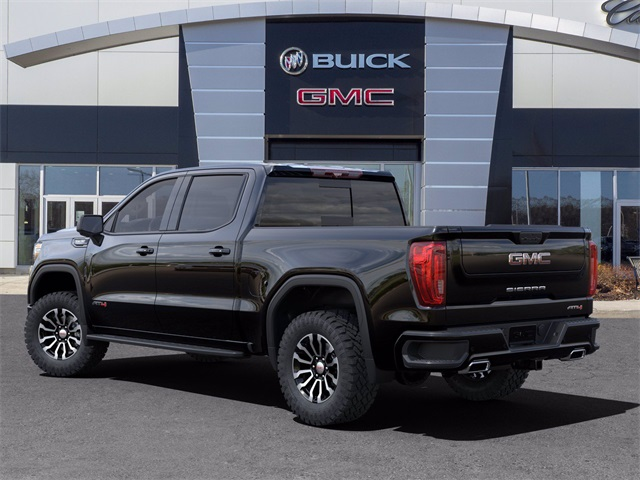 2021 GMC Sierra 1500 Crew Cab 4x4, Pickup #N181714A - photo 4