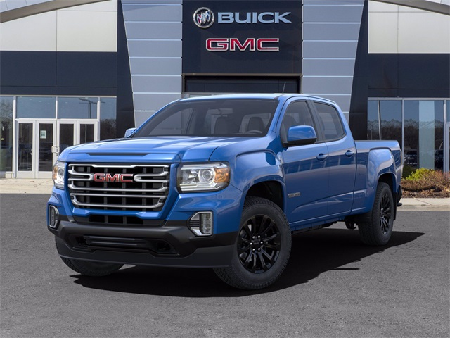 2021 GMC Canyon Crew Cab 4x4, Pickup #N186372 - photo 6