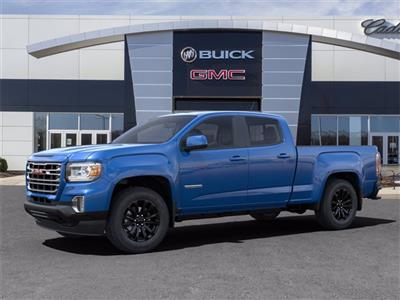 2021 GMC Canyon Crew Cab 4x4, Pickup #N186372 - photo 3