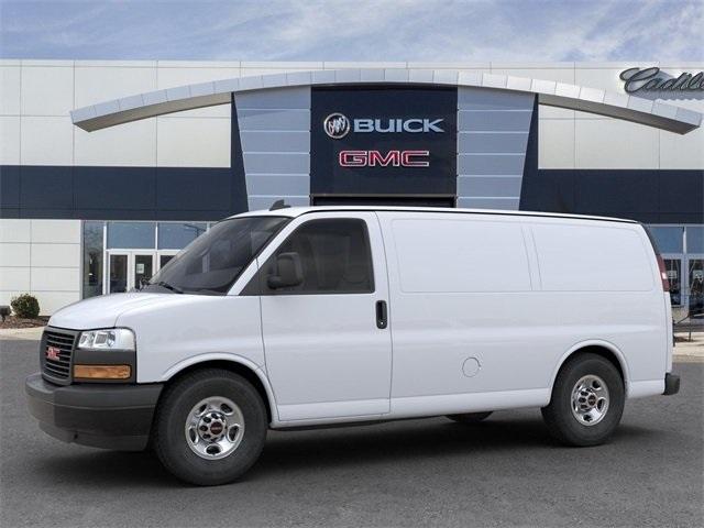 2020 Savana 2500 4x2, Empty Cargo Van #N187328 - photo 1