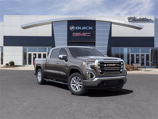 2021 GMC Sierra 1500 Crew Cab 4x4, Pickup #N189698 - photo 1