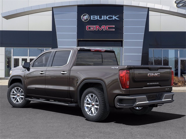 2021 GMC Sierra 1500 Crew Cab 4x4, Pickup #N189698 - photo 4