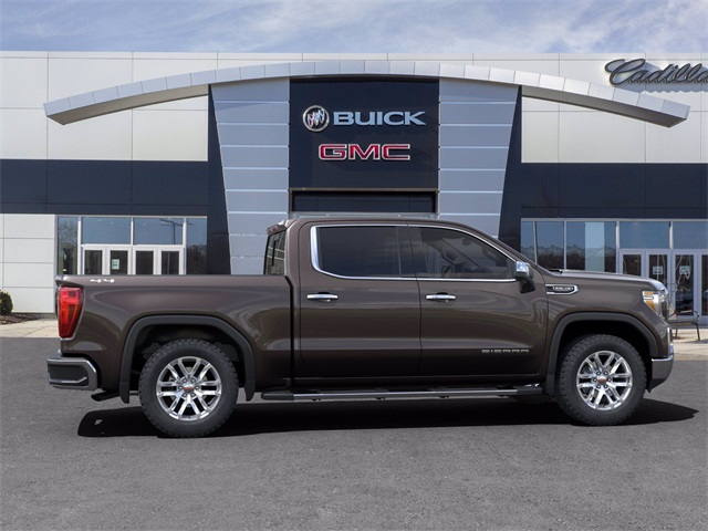2021 GMC Sierra 1500 Crew Cab 4x4, Pickup #N189698 - photo 5