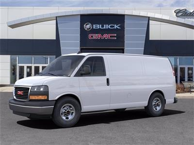 2021 GMC Savana 2500 4x2, Empty Cargo Van #N190856 - photo 3