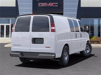 2021 GMC Savana 2500 4x2, Empty Cargo Van #N190856 - photo 5