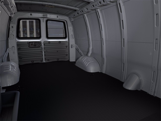2021 GMC Savana 2500 4x2, Empty Cargo Van #N190868 - photo 2