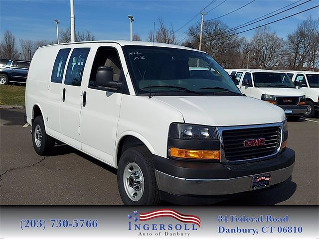 2021 GMC Savana 2500 4x2, Empty Cargo Van #N190874 - photo 1