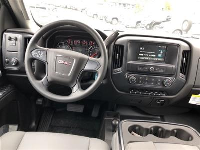 2019 Sierra 2500 Extended Cab 4x4,  Reading Classic II Steel Service Body #N204143 - photo 11