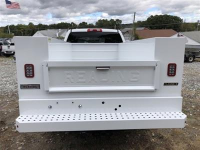 2019 Sierra 2500 Extended Cab 4x4,  Reading Classic II Steel Service Body #N204143 - photo 5