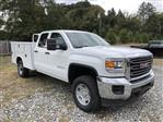 2019 Sierra 2500 Extended Cab 4x4,  Reading Classic II Steel Service Body #N204143 - photo 3