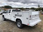 2019 Sierra 2500 Extended Cab 4x4,  Reading Classic II Steel Service Body #N204143 - photo 2