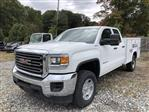 2019 Sierra 2500 Extended Cab 4x4,  Reading Classic II Steel Service Body #N204143 - photo 1