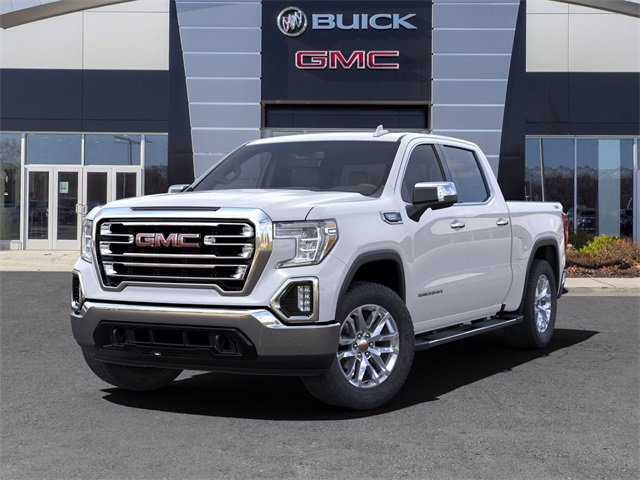 2021 GMC Sierra 1500 Crew Cab 4x4, Pickup #N219751 - photo 6