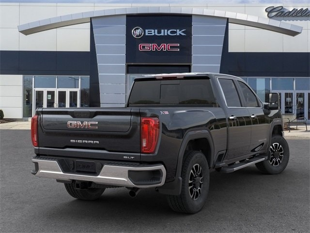 2020 Sierra 2500 Crew Cab 4x4, Pickup #N229771 - photo 2