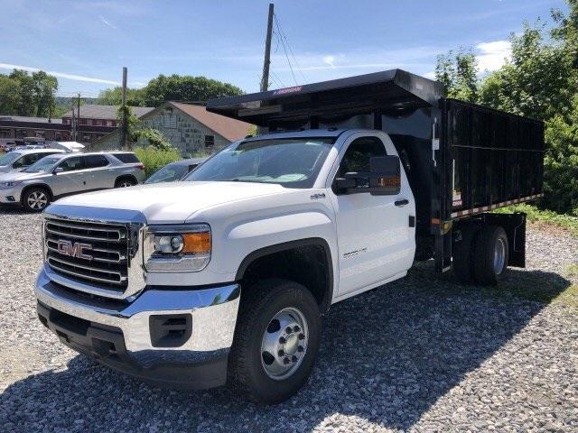 2019 Sierra 3500 Regular Cab DRW 4x4, Morgan Landscape Dump #N232915 - photo 1
