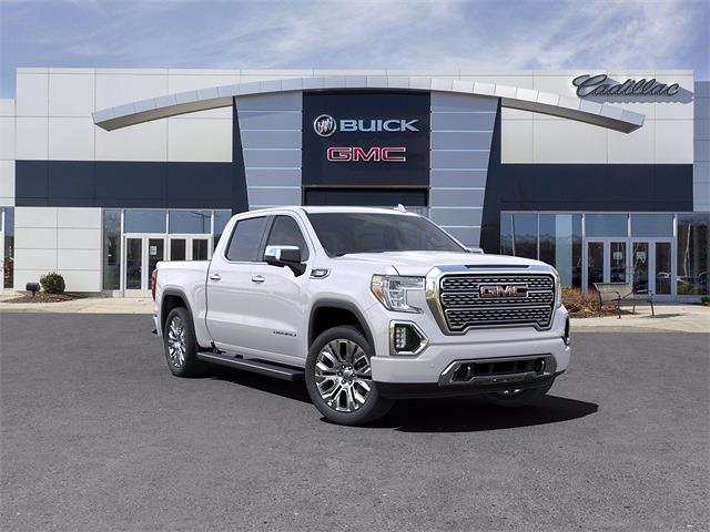 2021 GMC Sierra 1500 Crew Cab 4x4, Pickup #N234489 - photo 1