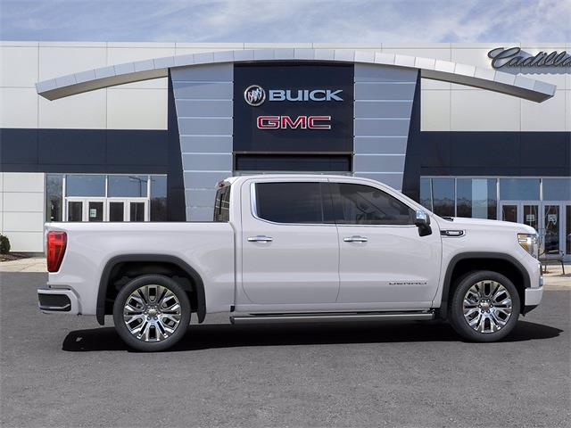 2021 GMC Sierra 1500 Crew Cab 4x4, Pickup #N234489 - photo 5