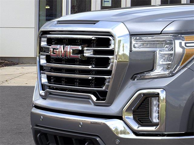 2021 GMC Sierra 1500 Crew Cab 4x4, Pickup #N235687 - photo 11