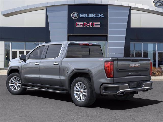 2021 GMC Sierra 1500 Crew Cab 4x4, Pickup #N235687 - photo 4