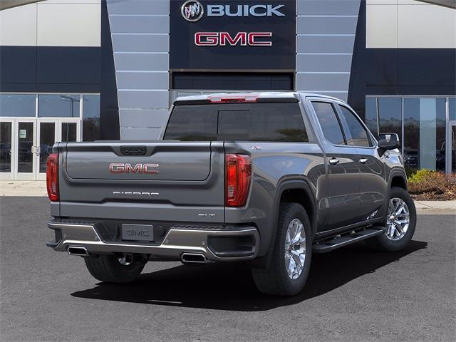 2021 GMC Sierra 1500 Crew Cab 4x4, Pickup #N235687 - photo 2