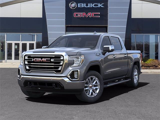 2021 GMC Sierra 1500 Crew Cab 4x4, Pickup #N235687 - photo 6